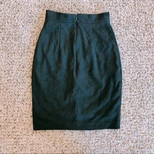 H&M High-Waisted Pencil Skirt